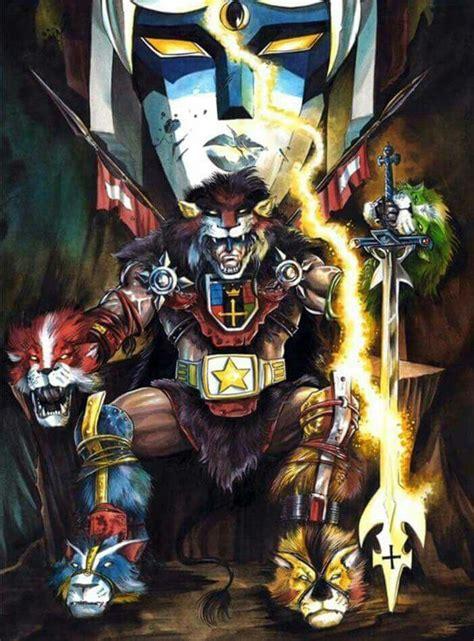voltron print force anime defender legendary comic trahn lion lions cartoon barbarian mecha planet robot gundam toys geekalerts cartoons evil