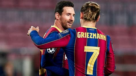 Messi 'reign of terror' to blame for Griezmann struggles ...