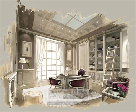 interior designing home pictures interior design of a study photos and 3d visualisations