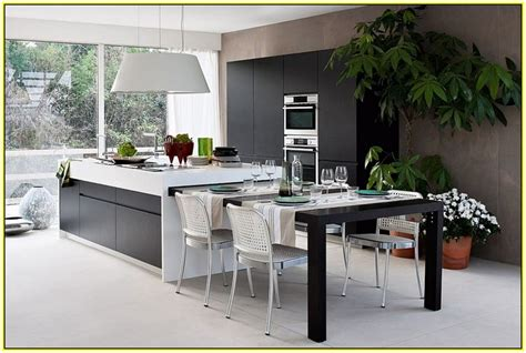 kitchen table and island combinations 17 best images about kitchen island table combinations on
