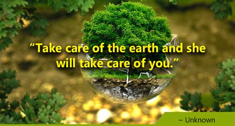 quotes     world environment day