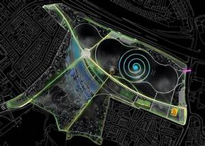 Northala lighting plan ? landscape architecture works