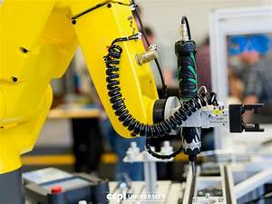 Application Of Mechatronics In Advanced Manufacturing