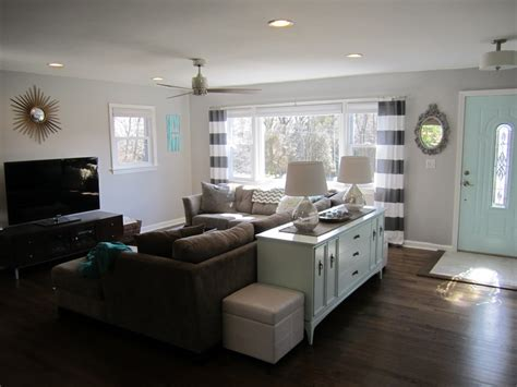 small front room ideas switch up your dining room seating by adding a padded leather bench to table small living