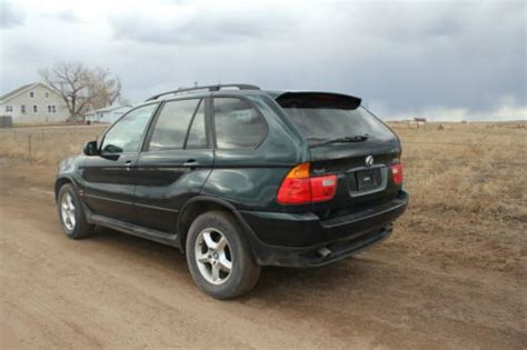 Purchase Used 2003 Bmw X5 30i Suv 4x4 Loaded Leather