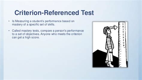 criterion referenced assessment norm reference vs criterion reference bing