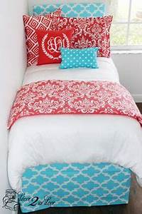 1000 ideas about Coral Chevron Bedding on Pinterest