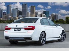 2016 BMW 750i and 750Li Review photos CarAdvice