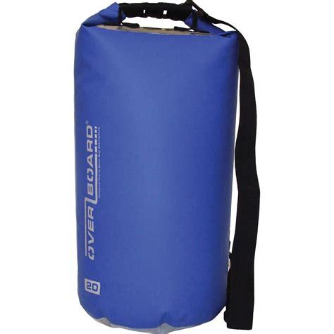 waterproof bag 20l overboard waterproof bag 20l blue ob1005b b h Waterproof Bag 20l
