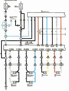 Toyota Sienna 2004 Jbl Stereo 10 Speakers Wiring Diagram