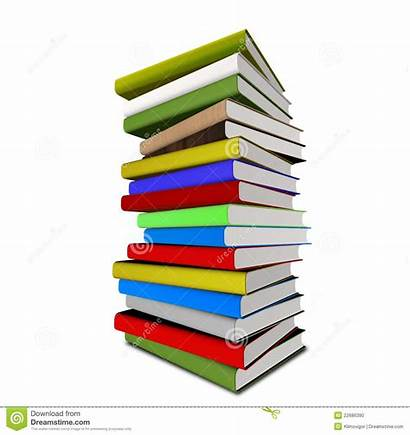 Stack Books Clipart Colorful Stacks Copyright Clip