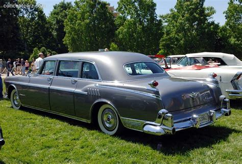 1955 Chrysler Crown Imperial - Information and photos ...