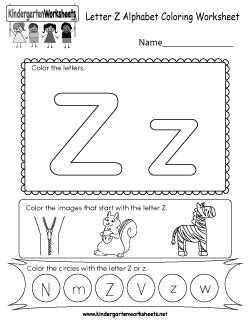 kindergarten english worksheets printable