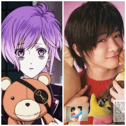 tentang anime diabolik lovers anime kpop kemiripan member hey say jump dan karakter