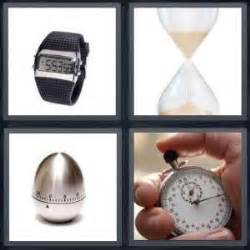 pics  word answer   sand cooking stopwatch