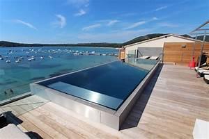 Piscine Inox Prix : piscine inox pour particulier ~ Carolinahurricanesstore.com Idées de Décoration