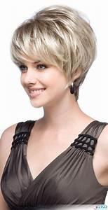 Coupes Cheveux Courts Femme : graphic coupe de cheveux court femme 50 ans coiffures ~ Melissatoandfro.com Idées de Décoration