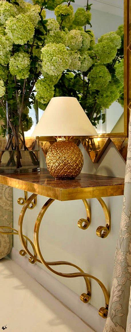 Lux Decorating  The Pineapple Table Lamp Home
