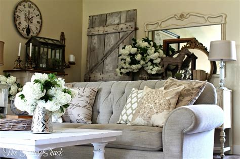 Chic Living Room Decorating Ideas And Design 7 Chic: The Fancy Shack: New Living Room Furniture