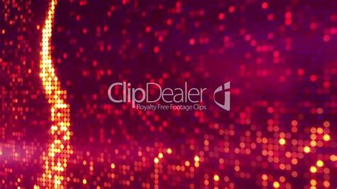 Free Clip Backgrounds by Circle Pixel Waves Abstract Loopable Background Royalty