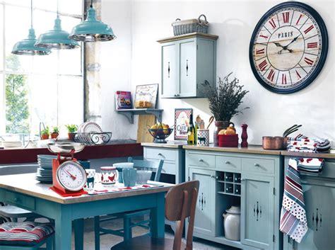 cuisine style retro le succès des cuisines vintages décoration