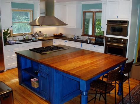 laminate kitchen island tops standard plank wood countertops custom 6774