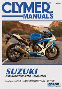 Suzuki Gsx 750 Motorcycle  2006
