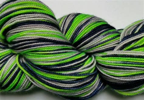 seahawks fingering wt machine washable merino wool yarn