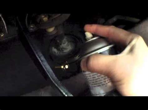 fix steering wheel squeak noise  toyota camry youtube