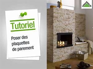 Parement Bois Adhesif : revetement mural cuisine leroy merlin revetement mural ~ Premium-room.com Idées de Décoration