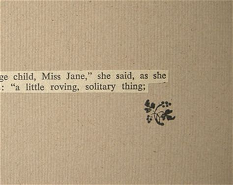 Jane Eyre Quotes | Jane Eyre Love Quotes With Page Numbers