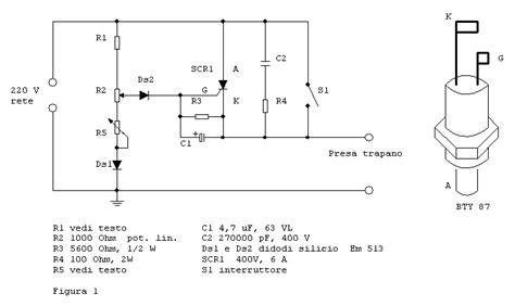 lade 12 volt basso consumo variatore di velocit 224 per trapani radio club tigullio