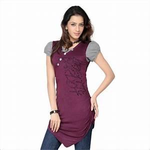 Long tops with jeans - Long tops with jeans Exporter Manufacturer u0026 Supplier Mumbai India