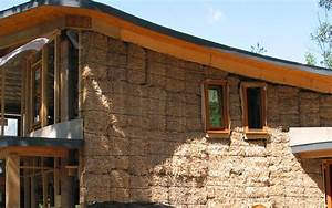 Construire Une Maison : construire une maison en paille sur ossature bois dossier ~ Melissatoandfro.com Idées de Décoration