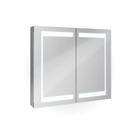 bathroom mirror cabinet bathroom cabinet led mirror 80 cm