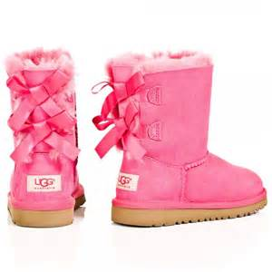ugg boots australia pink cerise bailey bow pink ugg boot