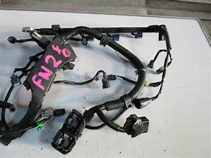 Honda Civic Type R Fn2 Wiring Loom Harness K20z4 Engine 2 0 Petrol V Tec  40