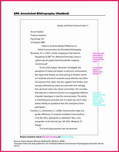 how to format an apa paper bio letter format With apa format for papers template