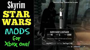 Skyrim Star Wars Mods For Xbox One YouTube