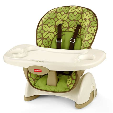 fisher price space saver high chair booster seat baby