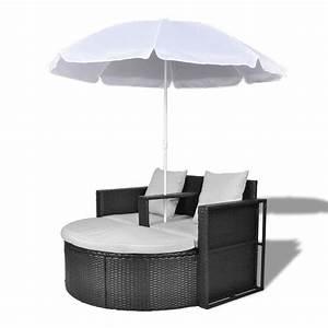 Rattan Lounge Schwarz : gartenlounge poly rattan lounge set gartengarnitur schwarz g nstig kaufen ~ Indierocktalk.com Haus und Dekorationen