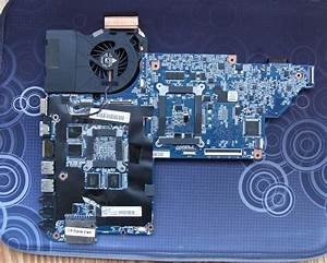 Hp Pavilion Dv6 Disassembly  Remove Keyboard  Clean