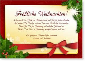Text Für Weihnachtskarten Geschäftlich : fr hliche weihnachten klassische weihnachtskarten traditionelle weihnachtsgr e f r jeden anlass ~ Frokenaadalensverden.com Haus und Dekorationen