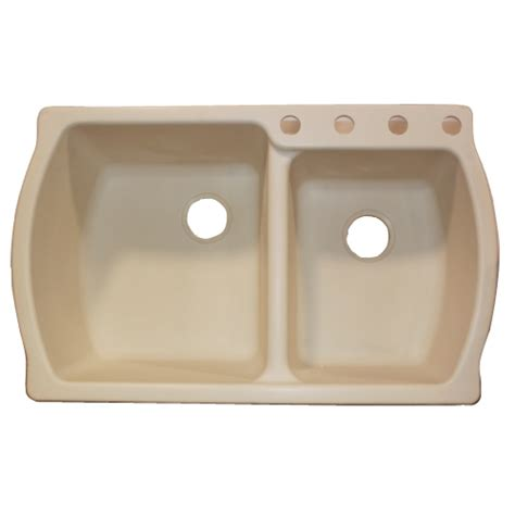 americast kitchen sinks american standard chandler americast bowl kitchen 1241