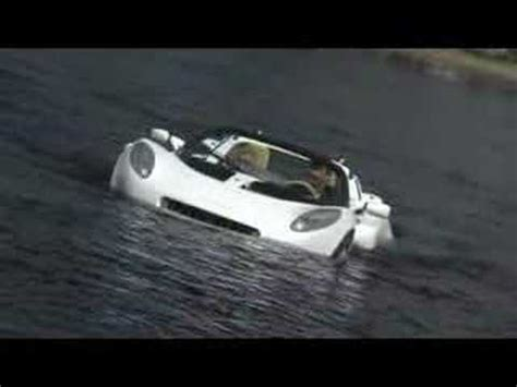 aatidk rinspeed s first underwater car