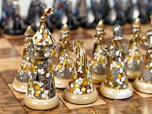 Kovalyk, Silver, Chess, Art