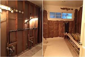 Master, Bathroom, Renovation, Before, After, U2014, The, Effortless, Chic