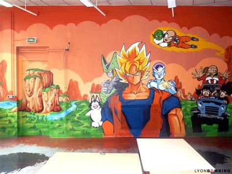 chambre graffiti déco chambre