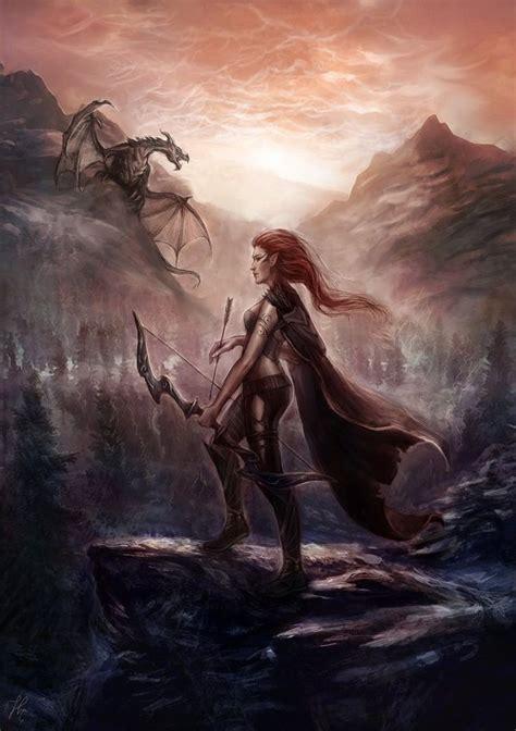 260 Best Elder Scrolls Art Work Images On Pinterest The