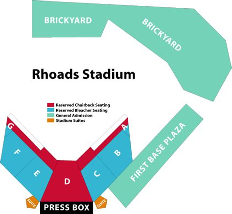 Online Ticket Office | Seating Charts